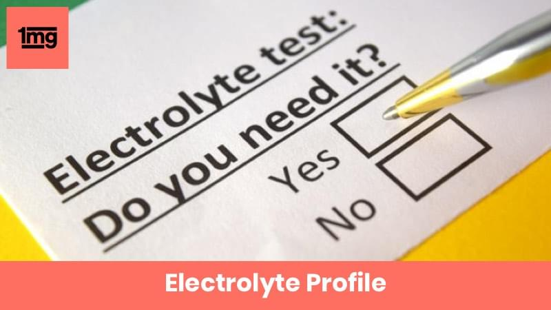 Electrolyte Profile