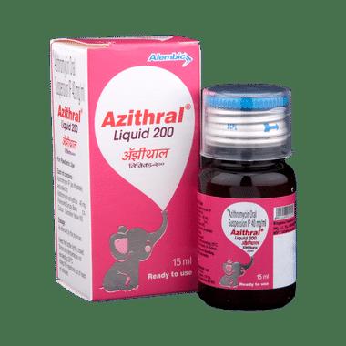 Azithral 200 Liquid
