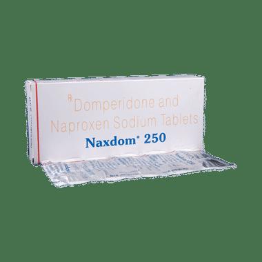 Naxdom 250 Tablet