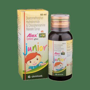 Alex Junior Syrup