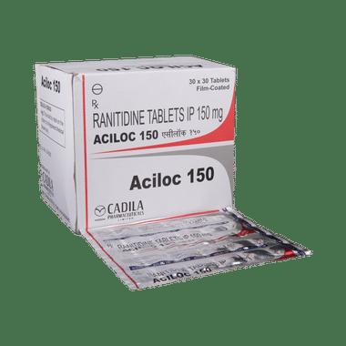 Aciloc 150 Tablet