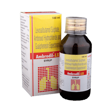 Ambrodil-LX Syrup