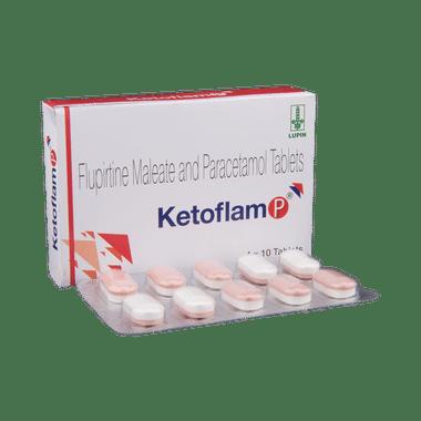 Ketoflam-P Tablet
