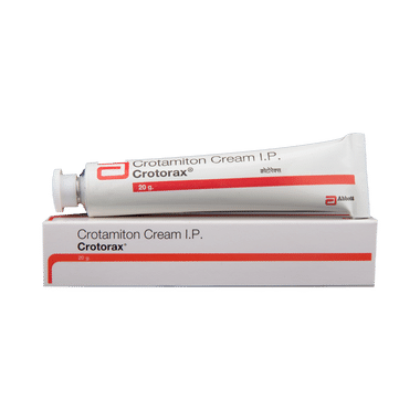 Crotorax Cream