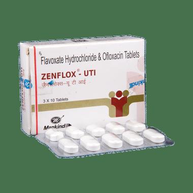 Zenflox-UTI Tablet