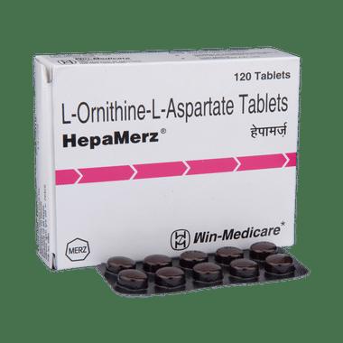 Hepamerz Tablet