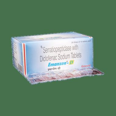 Emanzen-D Tablet