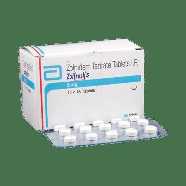 Zolfresh 5 Tablet