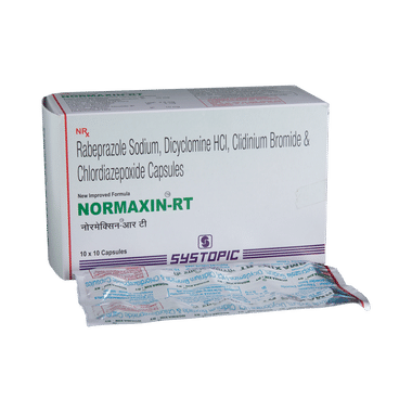 Normaxin RT Tablet