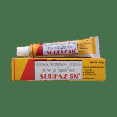 Surfaz-SN Cream