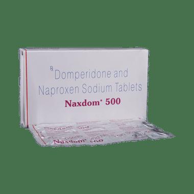 Naxdom 500 Tablet