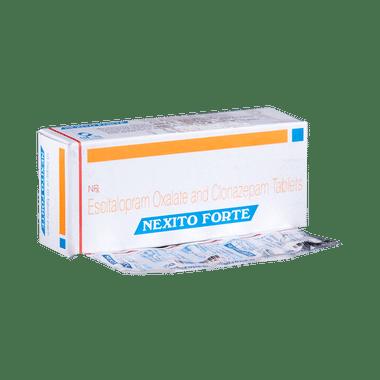 Nexito Forte Tablet