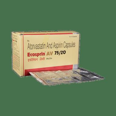 Ecosprin AV 75/20 Capsule