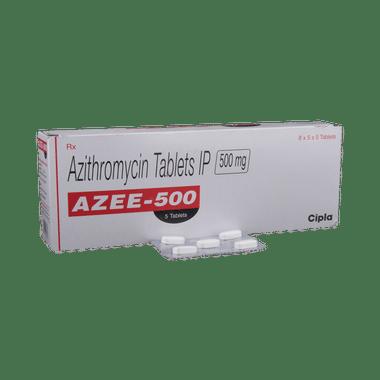 Azee 500 Tablet