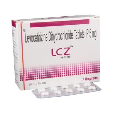 LCZ Tablet