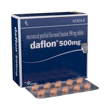 Daflon 500 MG Tablet