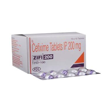 Zifi 200 Tablet