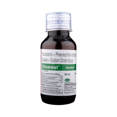Sinarest Syrup