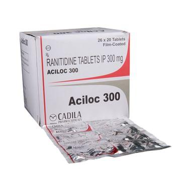 Aciloc 300 Tablet