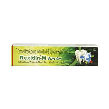 Rexidin-M Forte Gel