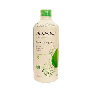 Duphalac Oral Solution Lemon