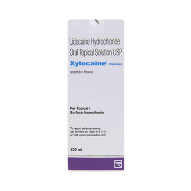 Xylocaine Viscous Solution