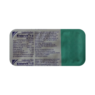 Eldervit 12 Combipack