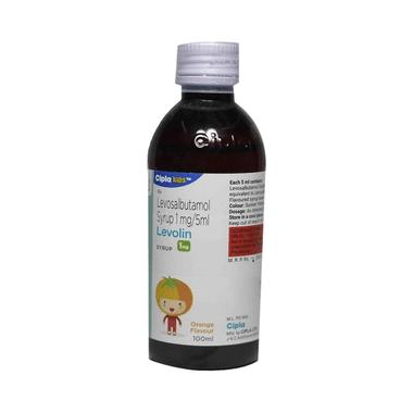 Levolin 1mg Syrup