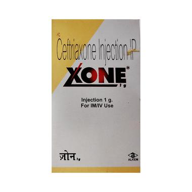 Xone 1000mg Injection