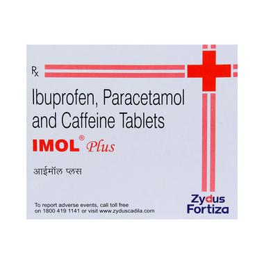 Imol Plus Tablet