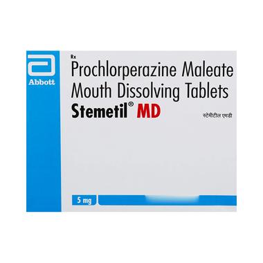 Stemetil MD Tablet