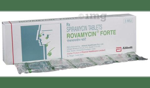Rovamycin Trichomonas