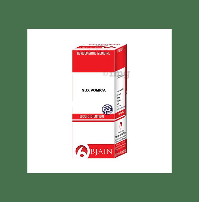 Bjain Nux Vomica Dilution 10M CH