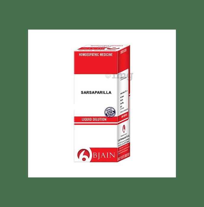 Bjain Sarsaparilla Dilution 200 CH