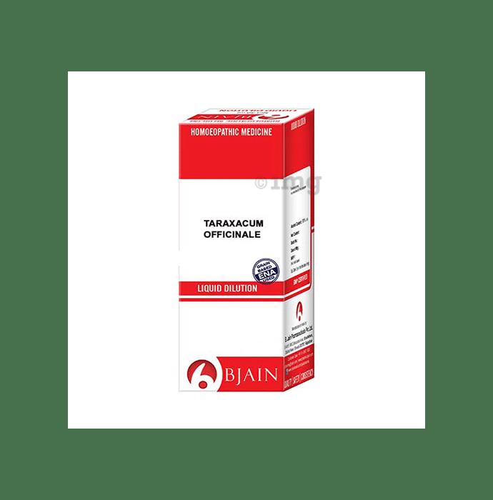 Bjain Taraxacum Officinale Dilution 30 CH