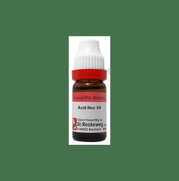 Dr. Reckeweg Acid Mur Dilution 30 CH