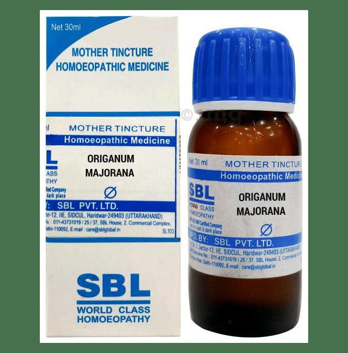 SBL Origanum Majorana Mother Tincture Q