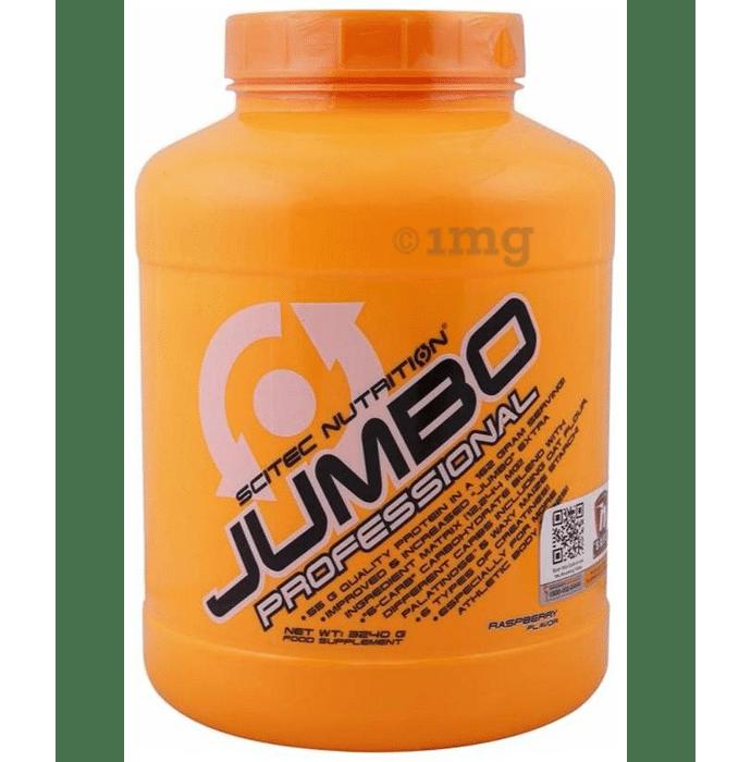 Scitec Nutrition Jumbo Professional Raspberry