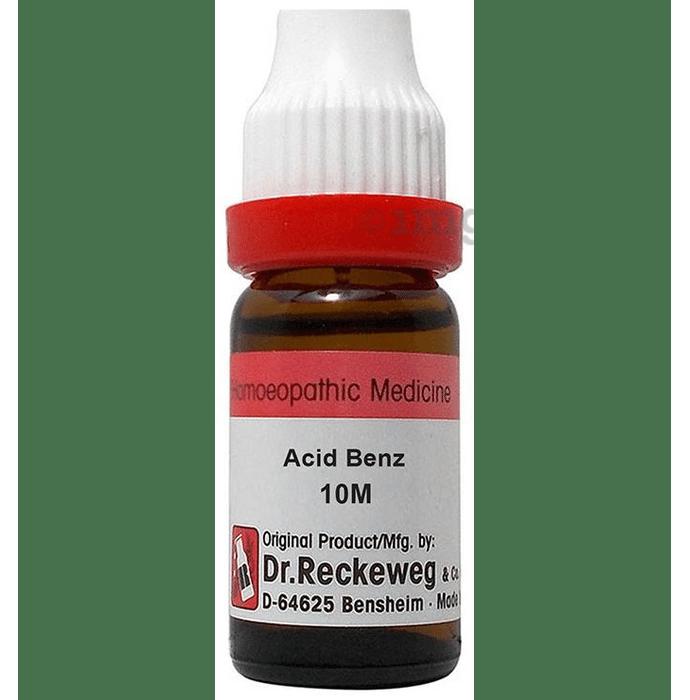 Dr. Reckeweg Acid Benz Dilution 10M CH
