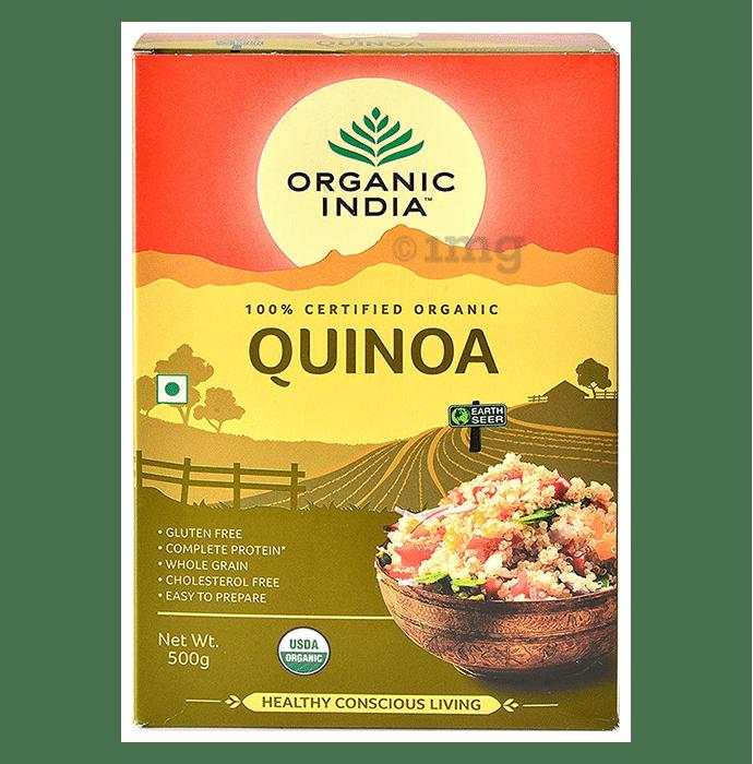 Organic India Quinoa Powder