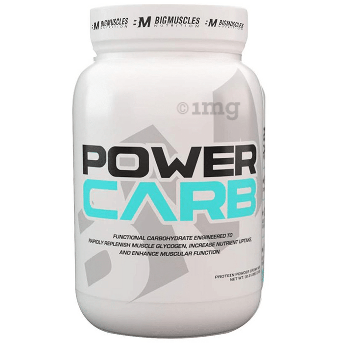 Big  Muscles Power Carb Cookies & Cream