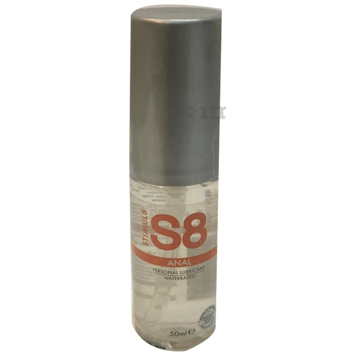 Stimul 8 S8 Waterbased Lubricant Anal