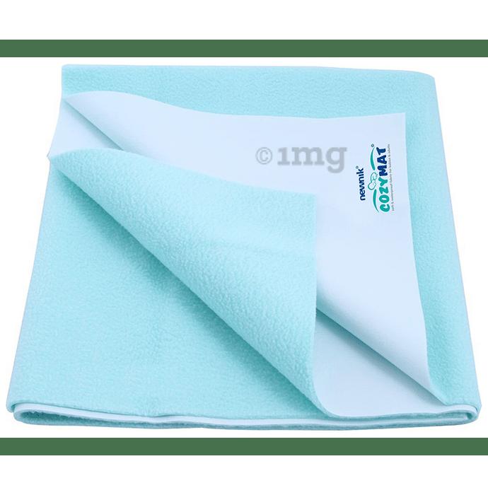 Newnik Cozymat, Dry Sheet (Size: 70cm X 100cm) Medium Sea Green