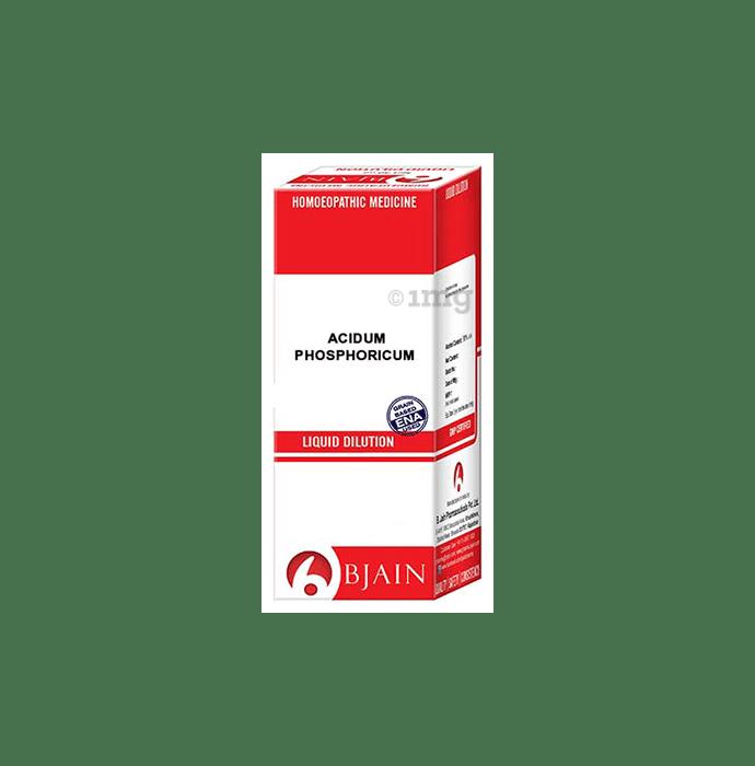 Bjain Acidum Phosphoricum Dilution 6X