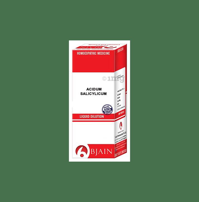 Bjain Acidum Salicylicum Dilution 1000 CH