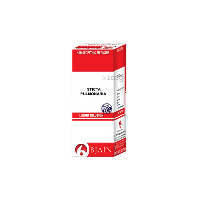 Bjain Sticta Pulmonaria Dilution 12 CH