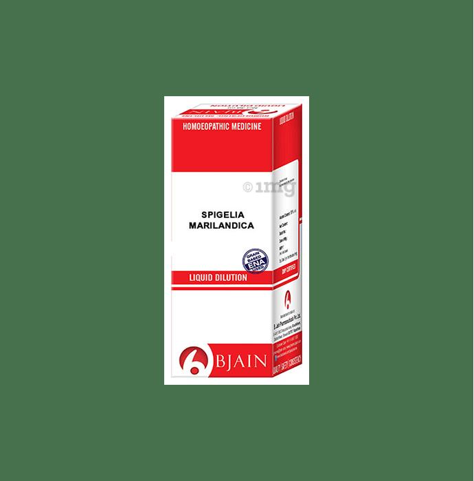 Bjain Spigelia Marilandica Dilution 6 CH
