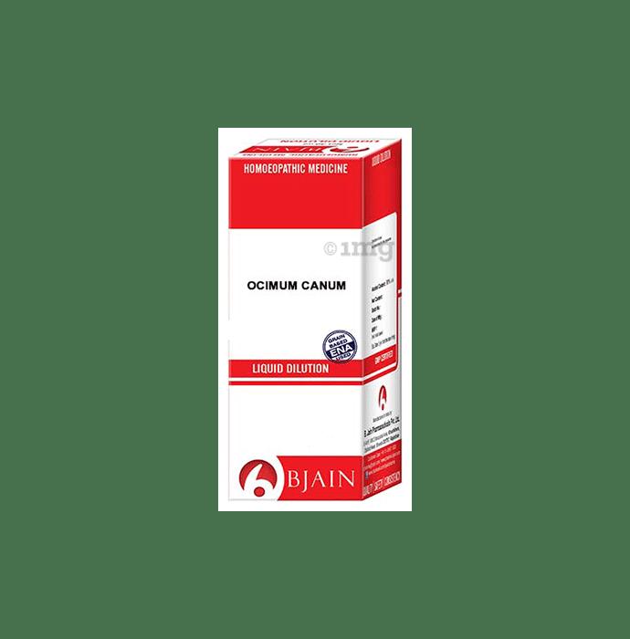 Bjain Ocimum Canum Dilution 200 CH