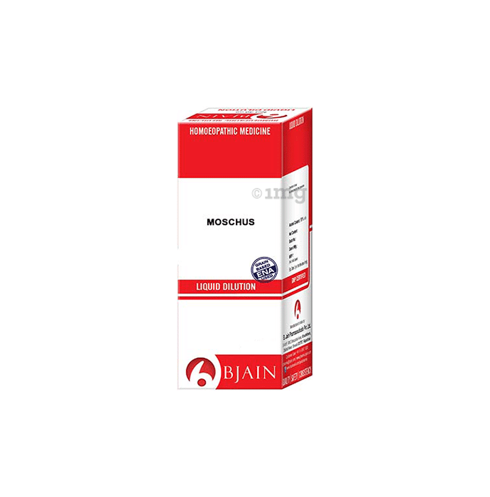 Bjain Moschus Dilution 200 CH