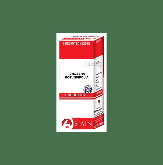 Bjain Drosera Rotundifolia Dilution 3X